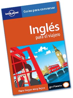 Guía de ingles para viajeros Lonely Planet